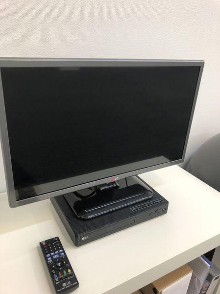 テレビの写真